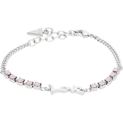 BRACCIALE GUESS MY FEELINGS 4U - UBB61007-S
