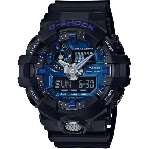 CASIO watch G-SHOCK - GA-710-1A2ER