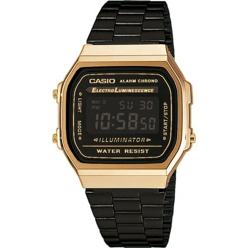 CASIO watch VINTAGE - A168WEGB-1BEF