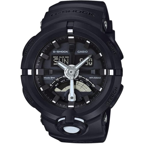 CASIO watch G-SHOCK - GA-500-1AER