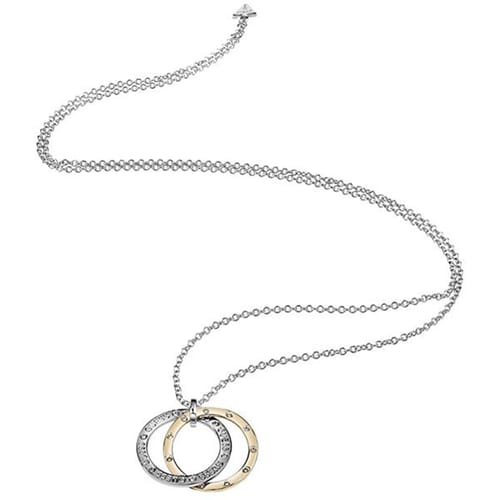 NECKLACE GUESS E-MOTIONS - UBN83101