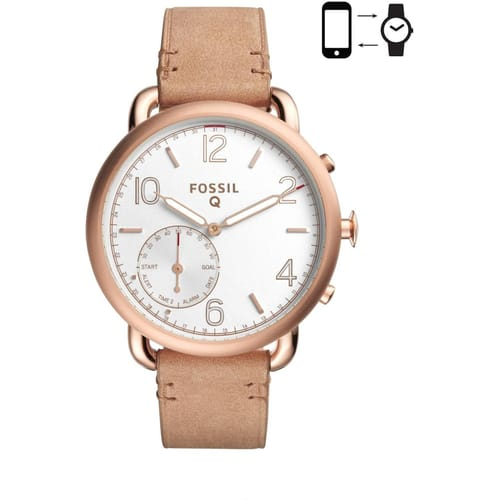 watch SMARTWATCH FOSSIL Q TAILOR - FTW1129