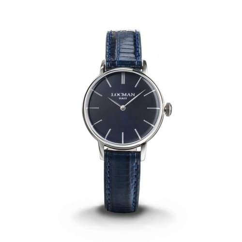 LOCMAN watch 1960 - 0253A02A-00BLNKPB