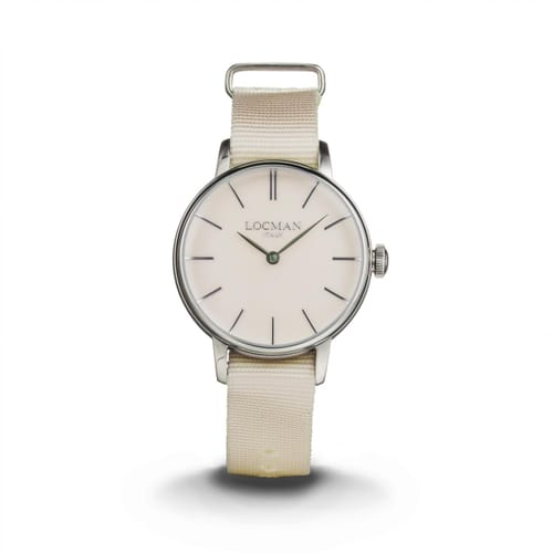 LOCMAN watch 1960 - 0253A10A-00CINKNJ