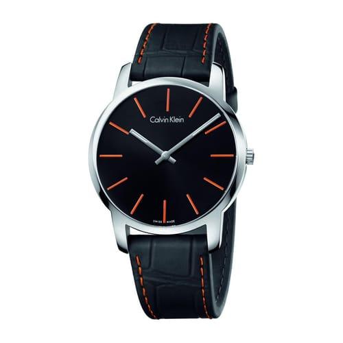 CALVIN KLEIN watch CITY - K2G211C1