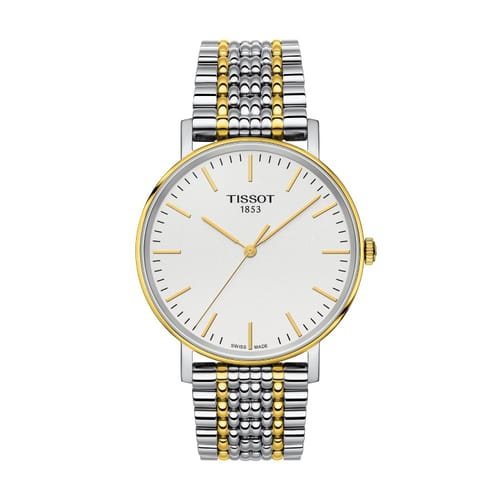 TISSOT watch EVERYTIME GENT - T1094102203100