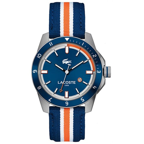 dffb409b09269d Multifunction Watch for Male Lacoste LC-72-1-27-2443 2017 Durban