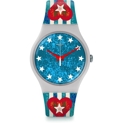 SWATCH watch SPICY ISLANDS - SUOT101