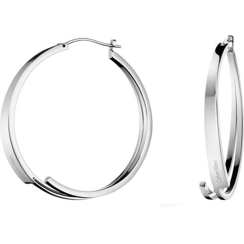 1bb9d99e4 Jewelry Earrings Calvin Klein Open Female Kronoshop