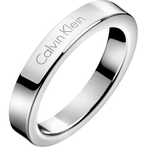 RING CALVIN KLEIN HOOK - KJ06MR000108