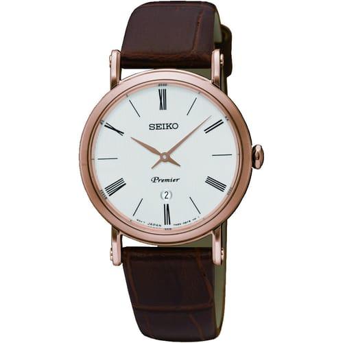 SEIKO watch PREMIER - SXB436P1