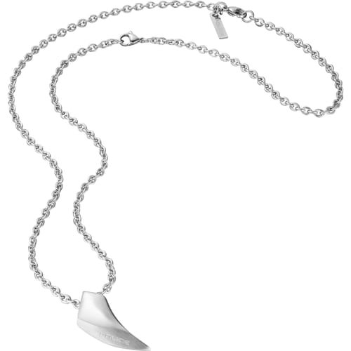 NECKLACE POLICE STREET SHARK - PJ.26066PSS/01