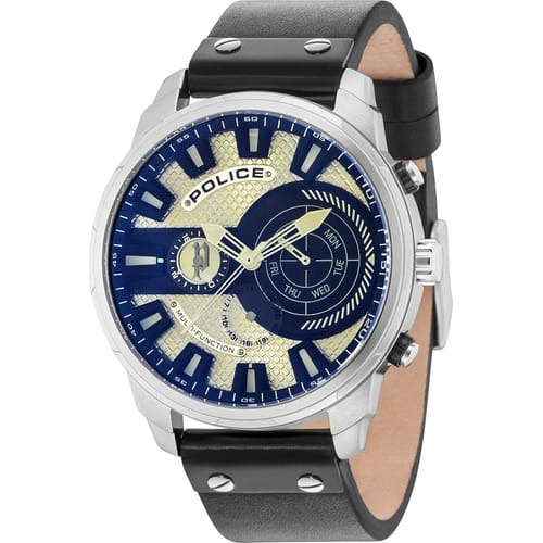 Orologio POLICE LEICESTER - PL.15217JS/04
