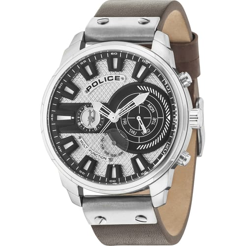 Orologio POLICE LEICESTER - PL.15217JS/04A
