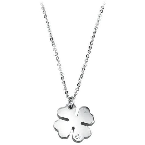 NECKLACE 2JEWELS PUPPY - 251205