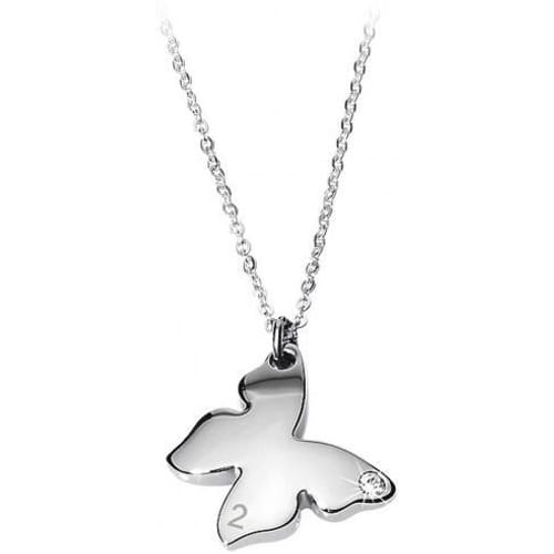 NECKLACE 2JEWELS PUPPY - 251166