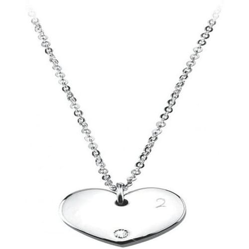 NECKLACE 2JEWELS PUPPY - 251203