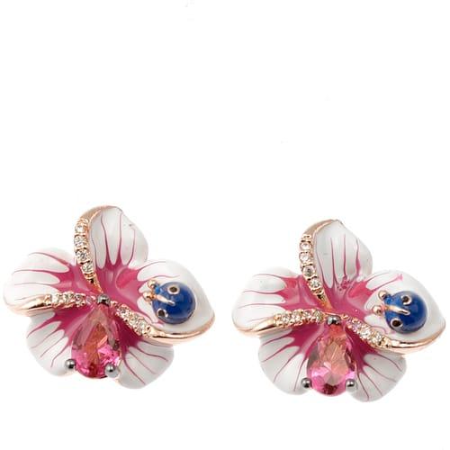 EARRINGS BLUESPIRIT FLOWER - P.62L901000200