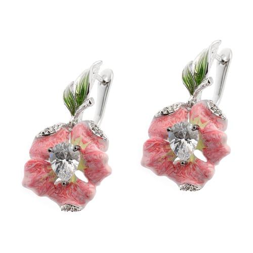ORECCHINI BLUESPIRIT FLOWER - P.62L901000400