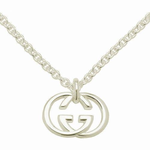 1ba83535752 Jewelry Gucci Female Kronoshop. Gucci necklace Silver Britt  Gucci necklace  Silver Britt ...