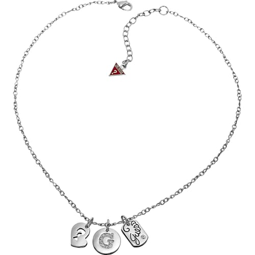 NECKLACE GUESS GUESS ID - UBN31014