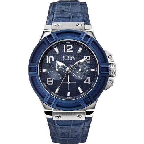GUESS watch RIGOR - W0040G7