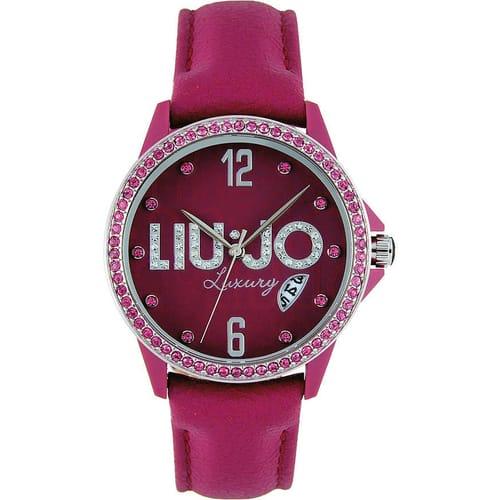LIU-JO watch COLOR TIME REGULAR - TLJ227