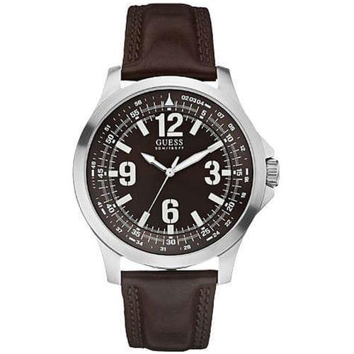 GUESS watch SKYLINE - W65017G2