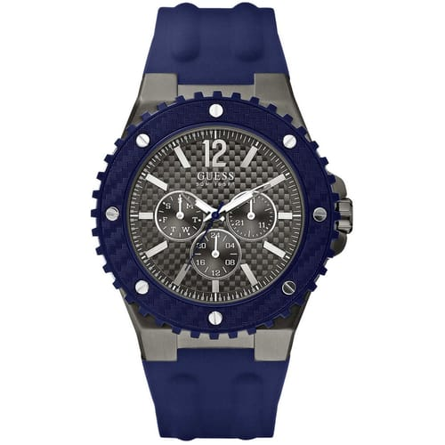 GUESS watch OVERDRIVE - W11619G2