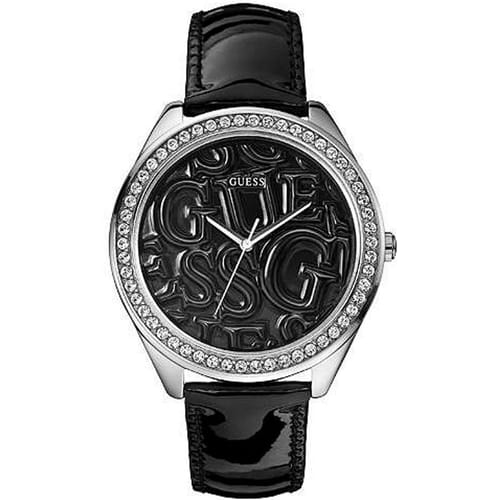 GUESS watch PUFFY G - W85098L4