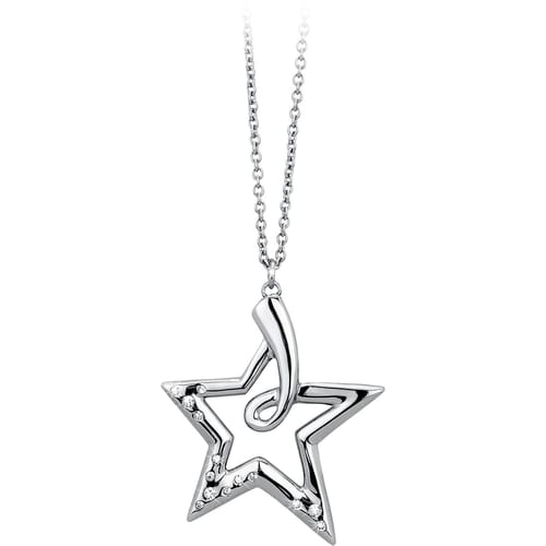 NECKLACE 2JEWELS STARRY - 251356