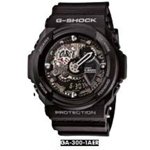 CASIO watch G-SHOCK - GA-300-1AER