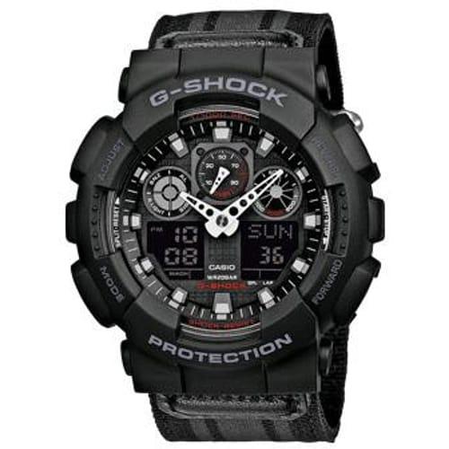 CASIO watch G-SHOCK - GA-100MC-1AER