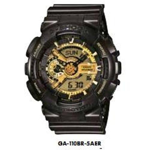 CASIO watch G-SHOCK - GA-110BR-5AER