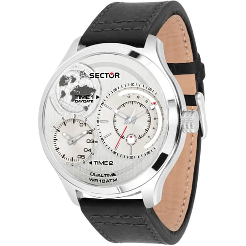 SECTOR watch TRAVELLER - R3251504002