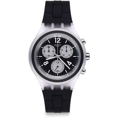 SWATCH watch TIME TO SWATCH - SVCK1004