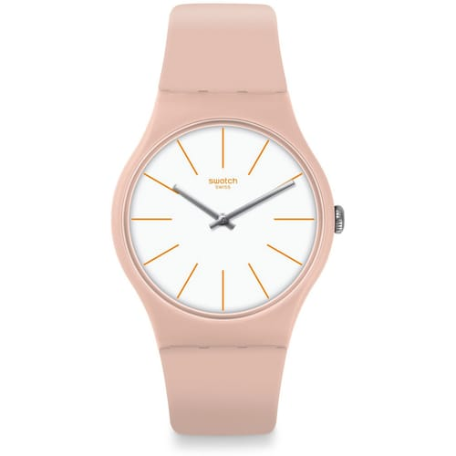SWATCH watch TIME TO SWATCH - SUOT102