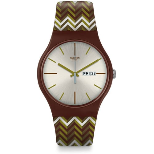SWATCH watch COUNTRYSIDE - SUOC705