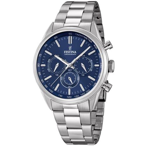FESTINA watch TIMELESS CHRONOGRAPH - F16820-2