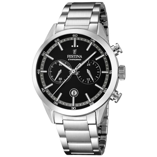 FESTINA watch TIMELESS CHRONOGRAPH - F16826-3