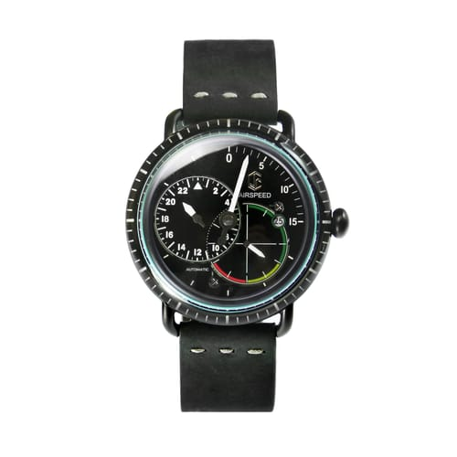 CJR Watches Airspeed - AS-IPB-BK-02