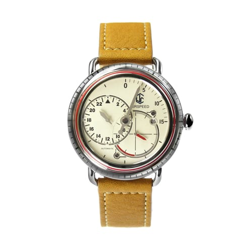 Orologio CJR Airspeed - AS-SS-W-01
