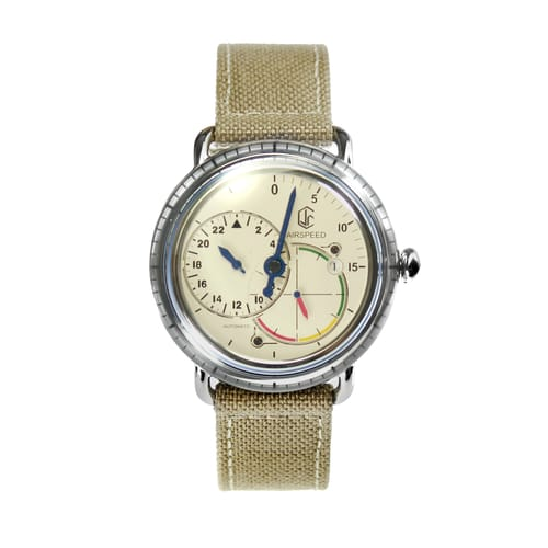 CJR Watches Airspeed - AS-SS-W-09