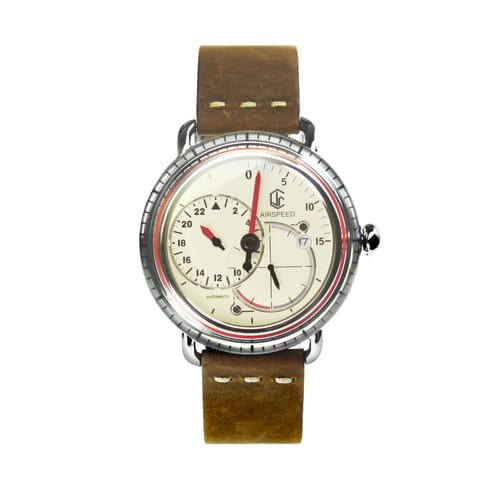 Orologio CJR Airspeed - AS-SS-W-13