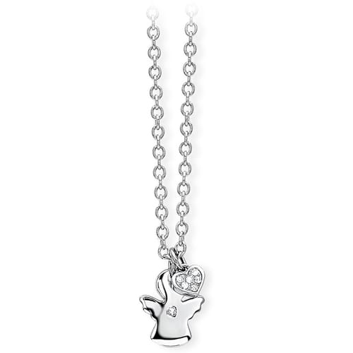 NECKLACE 2JEWELS PUPPY - 251528