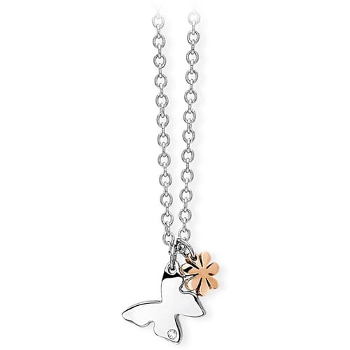 NECKLACE 2JEWELS PUPPY - 251531
