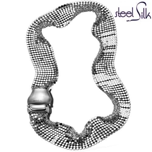 NECKLACE BREIL STEEL SILK - TJ1226