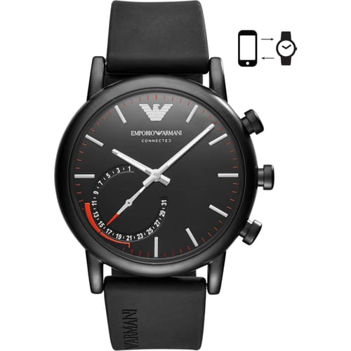 EMPORIO ARMANI SMARTWATCH EMPORIO ARMANI CONNECTED - ART3010