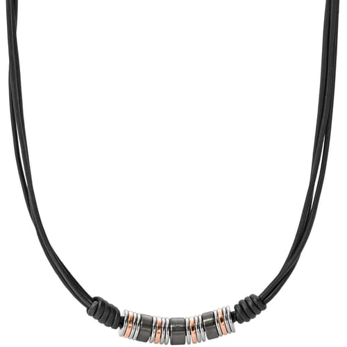 NECKLACE FOSSIL MENS DRESS - JF01656998