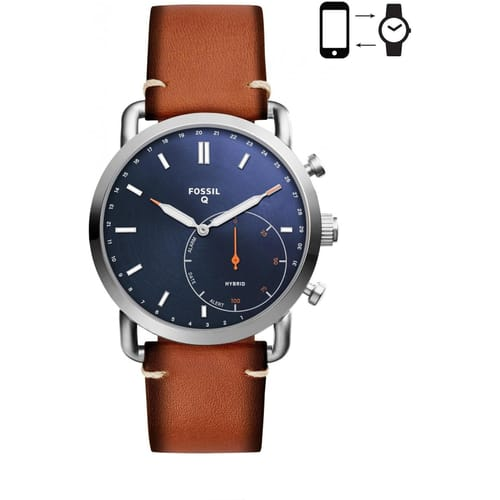 Orologio Smartwatch Fossil Q commuter - FTW1151